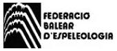 Federacion Balear Espeleologia